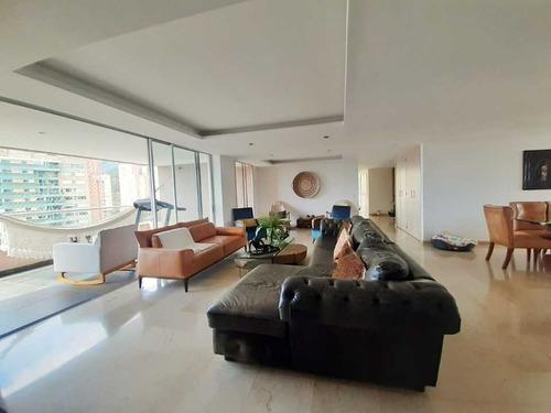 Imagen 1 de 14 de Apartamento Poblado El Tesoro