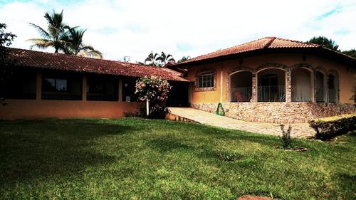 Chácara A Venda Em Jundiai No Condominio Bosque Currupira 2500m2 At 500m2 Ac 6 Suites Com Piscina E Sauna - Ch00028 - 33764498
