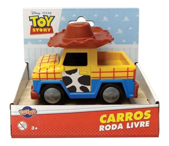 Veículos Rodas Livre Toy Story 4 Sortidos - Toyng 34220