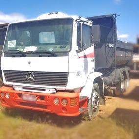 Caminhão Mercedes-benz 1218 - 6x2 Caçamba