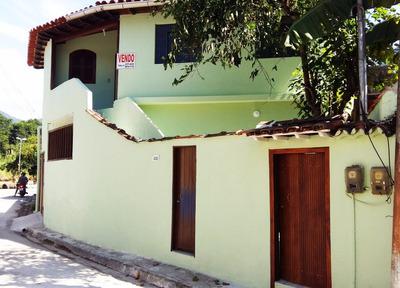 Casa Sobrado Duplex Em Paraty Rj Perto Centro E Da Praia