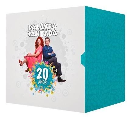 Box Coleção Palavra Cantada - 20 Anos - 12 Cds - Lacrado