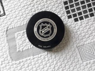 Discl De Hokey No Gelo Oficial Les Canadiens Nhl Impecável