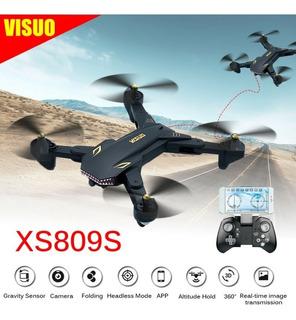 Drone Battle Sharks Visuo Xs809 Fpv Wifi Hd 720p