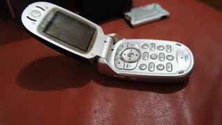 Motorola V300 En Caja Movistar Coleccion Unico