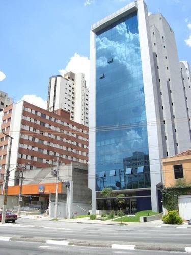 Sala  Comercial Para Locação, Vila Uberabinha, São Paulo. - Sa0078