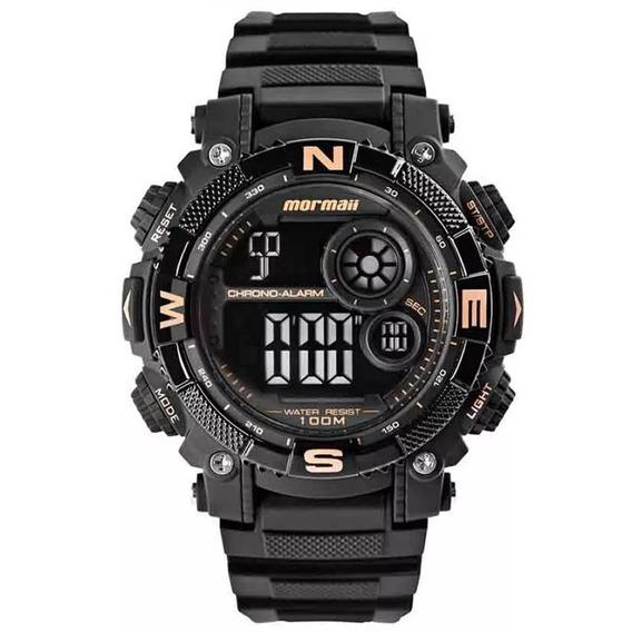 Relógio Mormaii Masculino Mo12579d/8j C/ Garantia