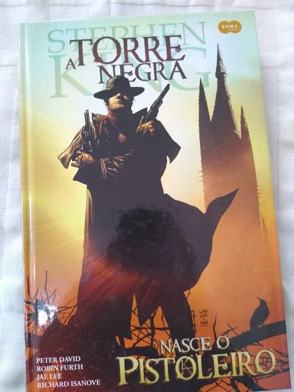 A Torre Negra Em Quadrinhos Editora Suma