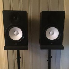 Monitores De Aúdio Yamaha Hs8 Par 110v + Isolador Sem Suport