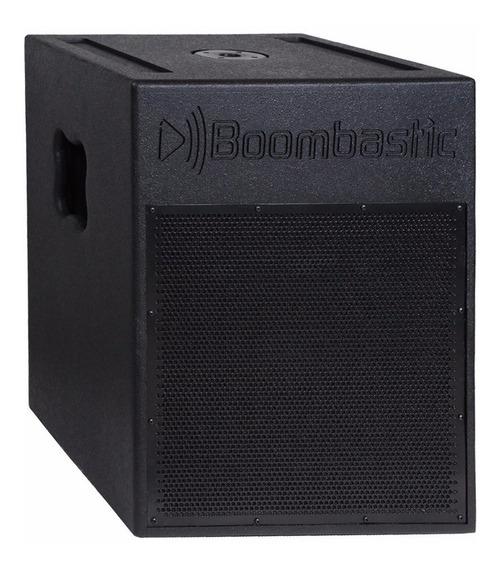 Caixa T15 Horn Boombastic (gabinete) Para Altofalante De 15