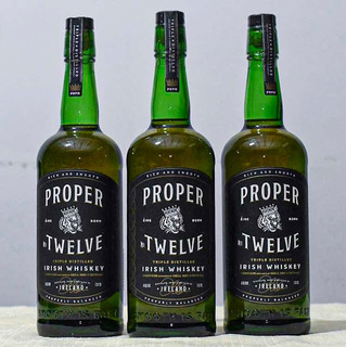 Proper Twelve Irish Whiskey Conor Mcgregor $6000 Efectivo