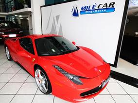 Ferrari 458 Italia 4.5 V8 32v Gasolina 2p Automático
