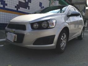 Chevrolet Sonic 1.6 16v Lt 5p - Impecavel.