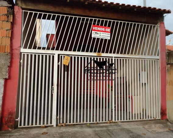 Casa A Venda No Bairro Santa Luzia Em Guaratinguetá - Sp. - Cs256-1