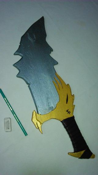 Réplicas: Espada Kratos