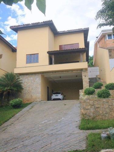 Casa Com 4 Dormitórios Suítes À Venda, 420 M² Por R$ 1.180.000 - São Paulo Ii - Cotia/sp - Ca0361