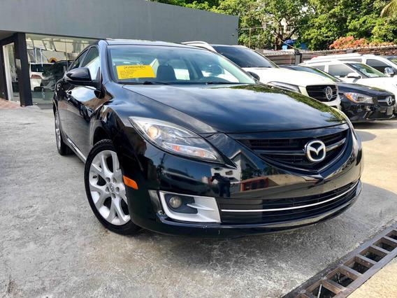 Mazda Mazda 6 2013 Limited Negro