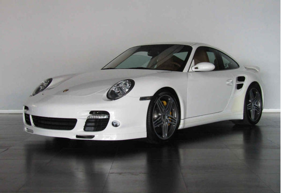 Porsche 911 2p Turbo 4x4 Coupe