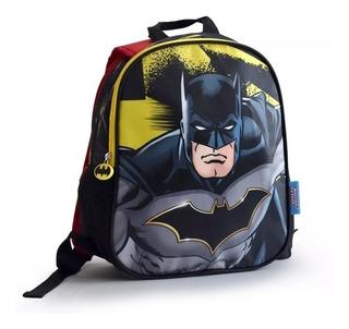 Mochila Batman Liga De La Justicia 12p Espalda 61117