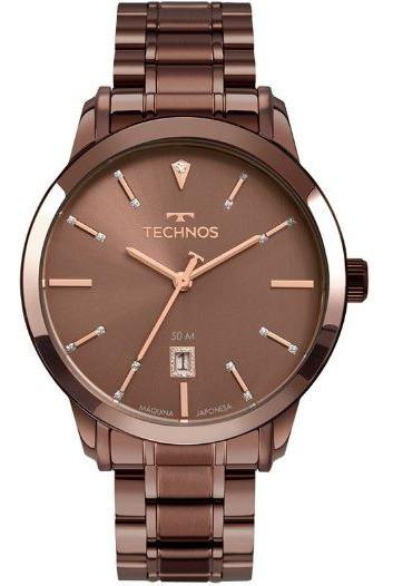 Relógio Technos Elegance Feminino - 2115muw/4m