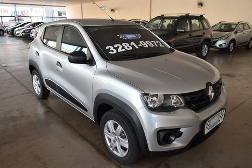 Renault Kwid 1.0 Zen 2020 Completo