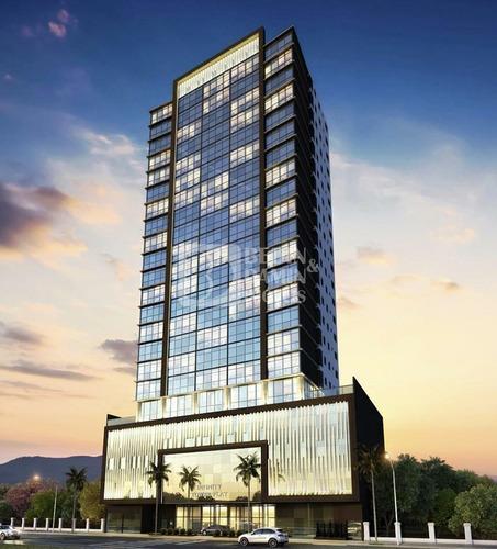 Imagem 1 de 15 de Infinity Tower Flat Excelente Localização - 00188
