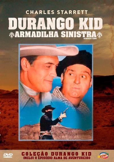 Durango Kid - Armadilha Sinistra + Alma De Aventureiro - Dvd