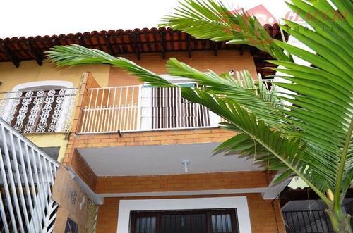 Sobrado Para Venda Em São Paulo, Parque São Domingos, 3 Dormitórios, 1 Suíte, 1 Banheiro, 2 Vagas - So0181_1-1009730