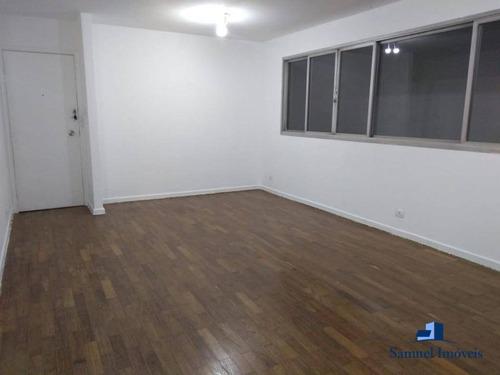 Imagem 1 de 16 de Apartamento Com 3 Dormitórios À Venda, 104 M² Por R$ 829.000,00 - Vila Clementino - São Paulo/sp - Ap3633