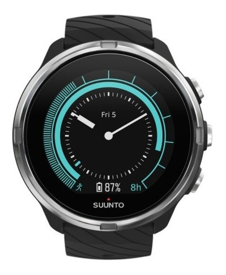 Reloj Original Suunto 9 Black - Ss050142000 - Nuevo En Caja