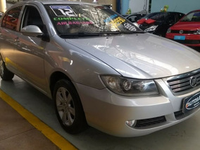Lifan 620 1.6 2012 Completo,couro,abs,airbag,excelente Para