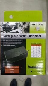Fonte Carregador Universal Portátil Notebook Promoção