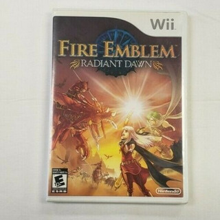 Fire Emblem Radiant Dawn Nintendo Wii / Wii U