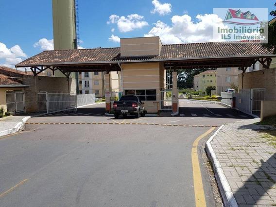 Apartamento Residencial À Venda, Afonso Pena, São José Dos Pinhais - Ap0316. - Ap0316