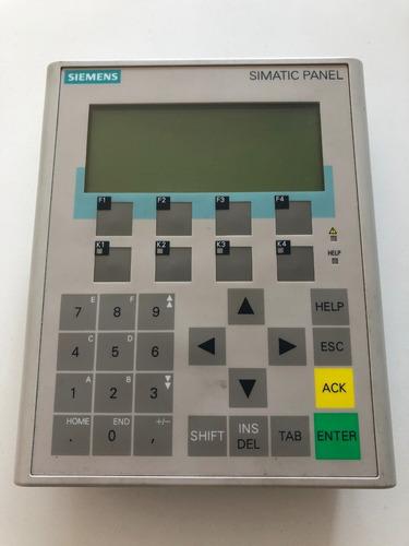 Panel Hmi Siemens