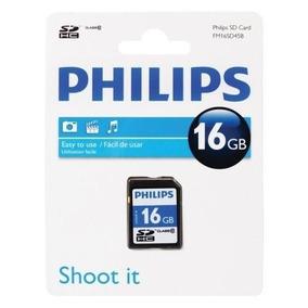 Cartão De Memória Philips 16 Gb Classe 10