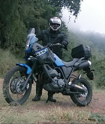 Yamaha Xt 650 Tenere.