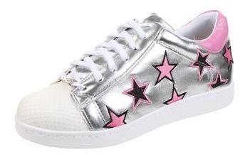 Zapatillas Con Estrellas Star Luna Chiara Oferta