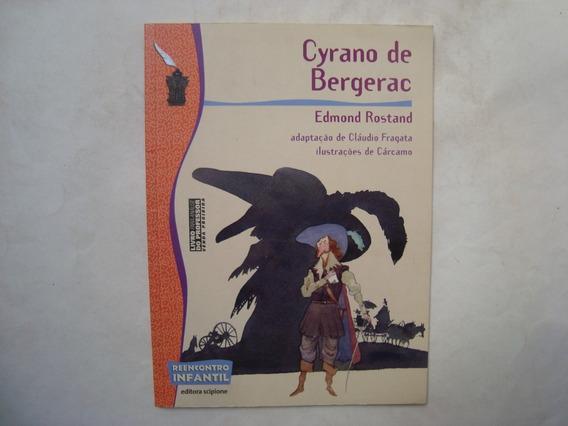Livro Cyrano De Bergerac - Reencontro Infantil