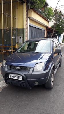 Ford Ecosport Xls 1.6 Flex Completa Ano 2007