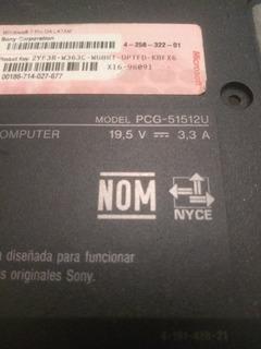 Sony I3 Pcg-51512u