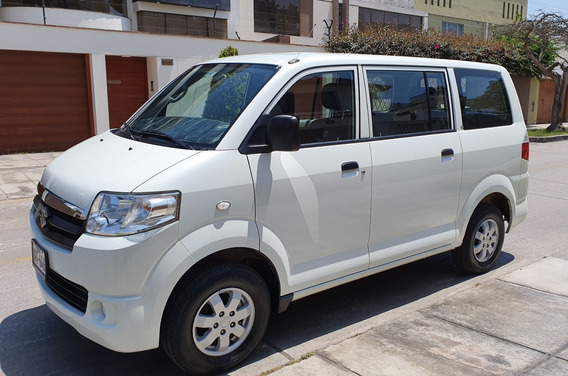 Suzuki Apv 2018 Minivan Muy Poco Uso 6,500km