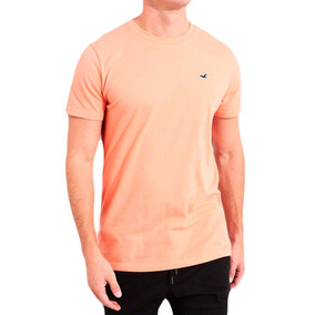 Camiseta Hollister Must-have Graphic Tee Masculina Original