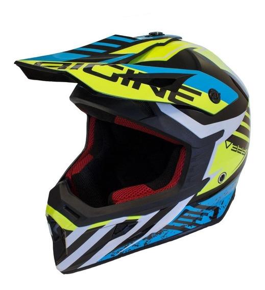 Casco Moto Origine V325 Strong Negro / Lavalle Motos