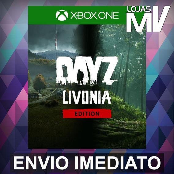 Dayz Livonia Edition (jogo+dlc) - Xbox One Código 25 Dígitos
