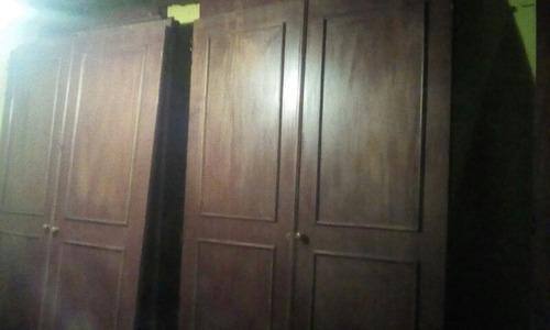Puertas Para Closet (juego 2 ) Entamboradas Y De Romanilla