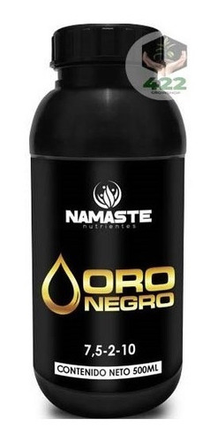 Oro Negro 500 Ml - Namaste - 422 Grow Shop