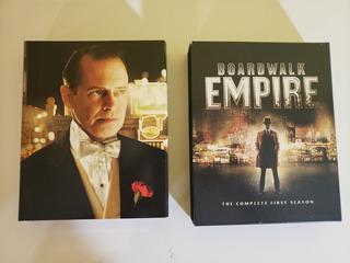 Blu-ray Digipack Boardwalk Empire 1 Temporada
