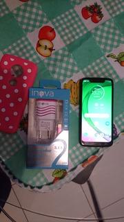 Motorola Moto G7 Play Usado Funciona Tudo