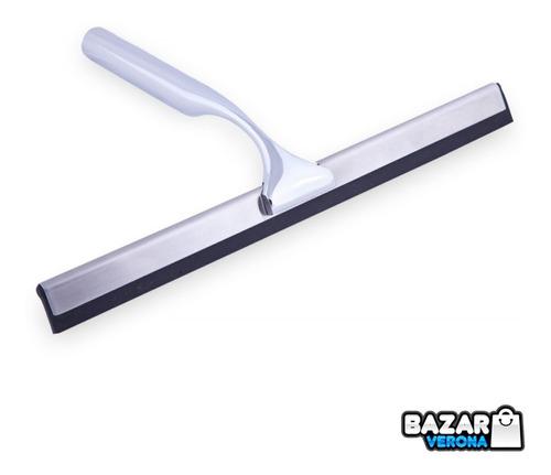 Imagen 1 de 3 de Secador Limpia Vidrios Mampara Acero Inoxidable Profesional